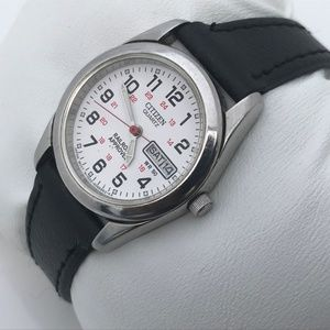 Citizen Ladies Watch Rail Road Approved Japan Movt